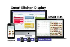 SMART EPOS SOFTWARE FOR TAKEAWAY, DELIVERY , RESTAURANT