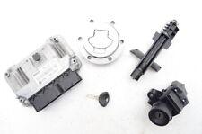 06 BMW K1200R K1200S K1300S ECU ECM Lockset Key Lock Ignition 13 61 8 521 661