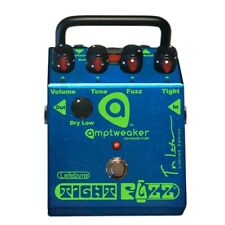 Amptweaker Limited Edition Lefebvre Tight Fuzz Bass Guitar Effects Pedal