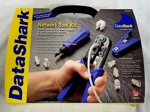 NEW DataShark Network Tool Kit With Case 70007 Data Shark PA70007, RJ45, Cat5
