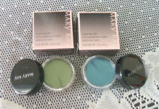 MARY KAY Cream Eye Color Lot 2 COASTAL BLUE & MEADOW GRASS Expired