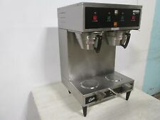Curtis Gem12 Heavy Duty Commercial Dual Coffee Brewer Withhot Water Spigot