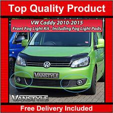 VW Caddy et Maxi 2010-2015 Facelift Complet Feu De Brouillard Avant Kit Lampes Lumières