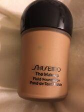 Shiseido The Makeup Fluid Foundation O80 Deep Ochre (discontinued)