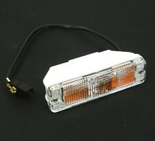 VW GOLF I / II MK1 & MK 2 JETTA CADDY POLO 1 x FRONT INDICATOR LIGHT LAMP CLEAR
