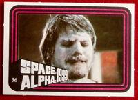 SPACE / ALPHA 1999 - MONTY GUM - Card #36 - Netherlands 1978