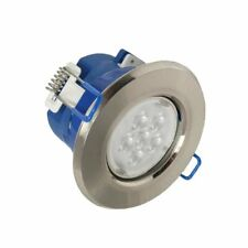 Click LED4300SC7W INCEPTOR MICRO LED 7W WW Satin Fixed/Adjustable LED Downlight
