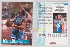 JOKER BASKET Serie A1 1994-95 - Marco Spangaro # 63 - Near Mint
