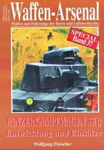 Waffen-Arsenal SP-37: Panzerkampfwagen 35 (t)