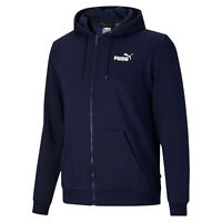 PUMA Men's Essentials Full Zip Hoodie BT