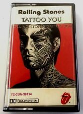 Rolling Stones - Tattoo You - Original 1981 Oz Dolby Cassette
