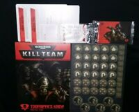 Toofrippa's Krew Orks Kill Team Rules Cards Tokens Missions Warhammer 40K