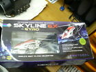 2-Radio Control Skyline GX Helicopters-1)very good condition & 1) fair condition