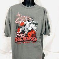 Wrangler Rodeo Gear National Finals 2014 Las Vegas XXL Short Sleeve T-shirt