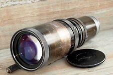 USSR Lens LENAR 40-162mm F3.8 ZOOM Film lens LOMO Lenkinap OCT-18 Konvas movie