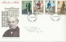 British Rowland Hill 1979 Issue FDC