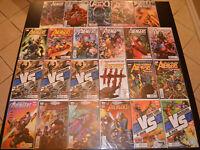 (23) Book Comic LOT AVENGERS (Marvel) Avx: Vs, Children's Crusade, Prime (NM+)