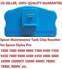 Epson Maintenance Tank Chip Resetter 7800 9800 7880 9880  4000  4800 4880 10000