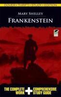 FRANKENSTEIN - SHELLEY, MARY WOLLSTONECRAFT - NEW PAPERBACK BOOK