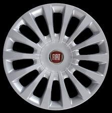 "Fiat Bravo Active Kit 4 Copricerchi coppa ruota 16"" cod. 1280"