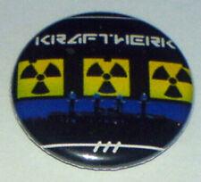 Kraftwerk - Radioactivity 25mm Pin Badge Kraftwerk 5
