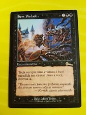 URZA'S LEGACY No Mercy / Sem Piedade MTG 1999 Porruguese rare card