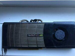 SPARES OR REPAIR PALIT GEFORCE GTX 480 1.5GB GDDR5