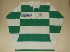 Shirt Trikot Maillot Rugby Sport Benetton Treviso N°9 Size L