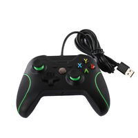 USB Wired Game Remote Controller Gamepad Joystick for Microsoft Xbox One PC Qlx