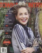 Town & Country Magazine October 2020 Sharon Stone