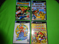 Empty Replacement Case! Mario Kart: Double Dash Sunshine Melee Nintendo GameCube