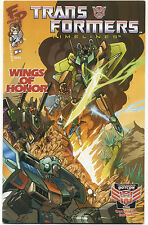TRANSFORMERS TIMELINES #4; 2009 NM/MT WINGS OF HONOR Convention Edition