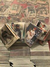 MLB Baseball Card Team Lots/Packs (Rookies, Autos, Relics, etc.)