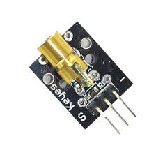 10PCS Laser sensor Module 650nm 6mm 5V 5mW Red Laser Dot Diode Copper Head