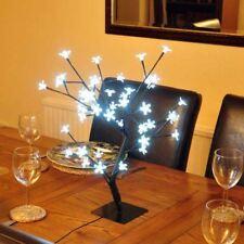 45cm White Blossom LED Bonsai tree decoration light