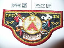 OA 326 Tipisa S-24,1946 -1996,50th Ann Lodge GMY Flap,Central Florida Council,FL