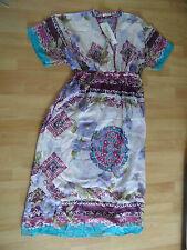FÜRSTENBERG hochwertiges leichtes Tunika - Kleid Gr. 38   NEU