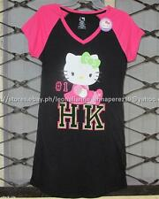 33% OFF! AUTH HELLO KITTY BLACK/PINK JUNIOR GRAPHIC DRESS MEDIUM BNWT!