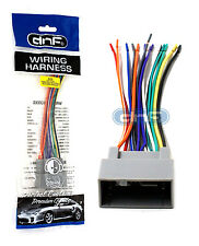 HONDA CAR STEREO CD PLAYER WIRE HARNESS FOR AFTERMARKET STEREOS (70-1729)
