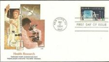 HEALTH RESEARCH  1984 FLEETWOOD CACHET FDC