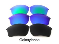 Galaxy Lente Repuesto Para Oakley Half Jacket 2.0XL (Not 2.0) Black / Azul/Verde