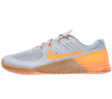 NIKE METCON 2 Running Trainers Gym Training Casual - UK 13 (EUR 48.5) Wolf Grey