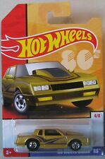 Hot Wheels Target Throwback series '86 MONTE CARLO SS 4/8 gold G body
