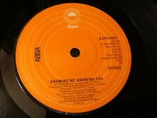 """ABBA . KNOWING ME , KNOWING YOU  . CLASSIC 1977 . 7"""" VINYL"""