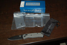 Benchmade Bugout 535 Blade HQ Exclusive Lots Extras Custom Build Drop Point S30V