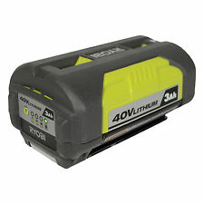 Ryobi OP4030 40V 3.0Ah Lithium ion Battery Replaces OP4015 OP4026 for RY40511