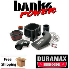 Banks Power Cold Air Intake System 07-10 Chevy Silverado 2500 3500 6.6L Duramax