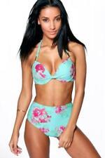 Abbigliamento floreale per il mare e la piscina da donna, taglia 38