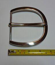 Belt Buckles Big Chrome Fashion jeans belt styles 75mm E2k