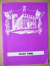 Alexandra Theatre, B'Ham 1977- John Hanson in LILAC TIME by Stephen Barry